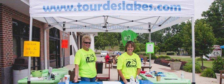 Register Tour des Lakes 2013