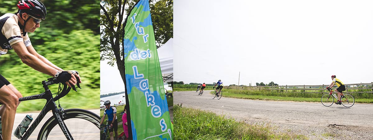 Tour des Lakes 2015 Photos