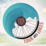 Tour des Lakes 2016 TShirt Design