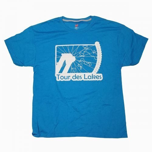 Tour des Lakes 2015 Shirt