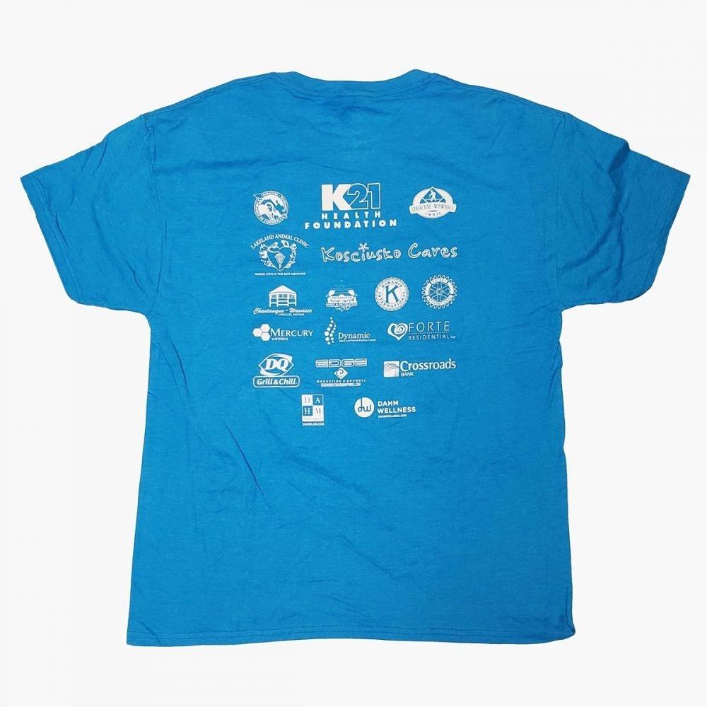 Tour des Lakes 2015 Shirt