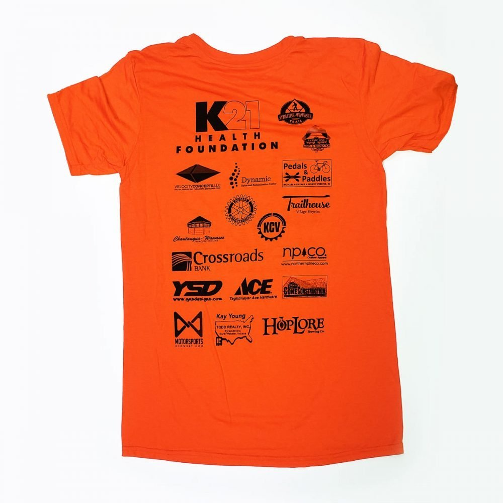 Tour des Lakes 2018 Shirt