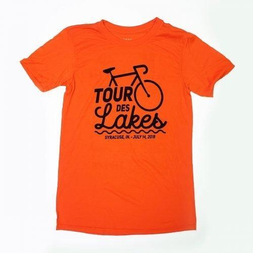 Tour des Lakes 2018 Shirt